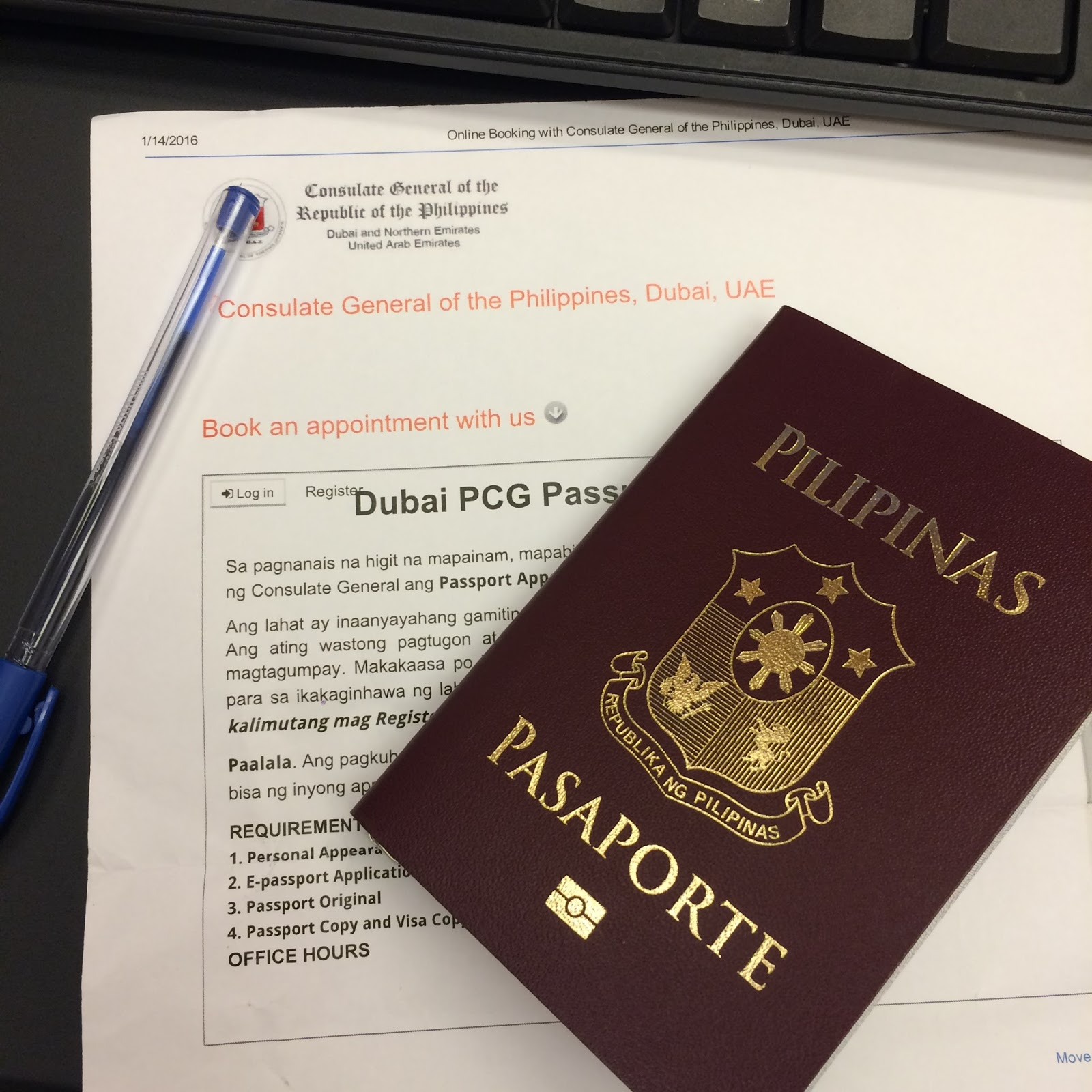 Can We Travel To The Philippines With An Expired Passport