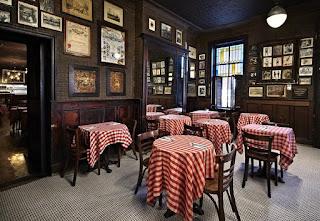 Restaurant P.J Clarke'sà New York  - Le Chameau Bleu