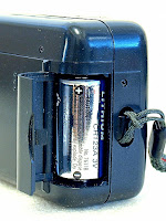 Konica Big Mini Jr. BM-20, Battery chamber