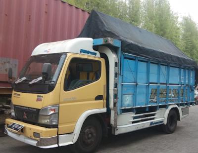 Jenis truk angkutan barang (cdd)