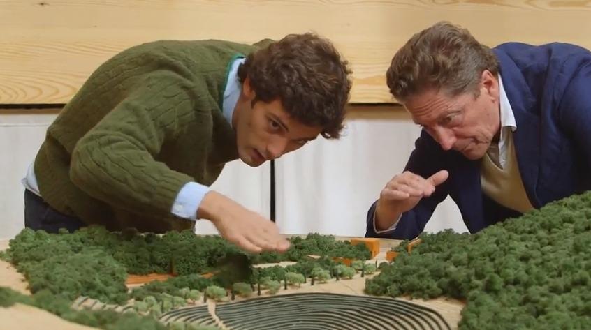Fernando caruncho premiado por la sociedad de dise adores de jardines brit nica - Disenador de jardines ...