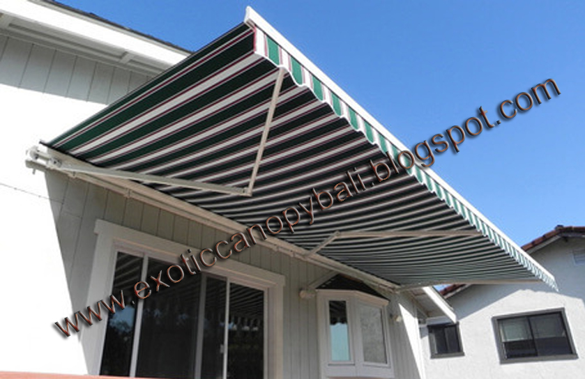 When Drawn Your Awning Blends Into The Background Of Home Allows A More Open Environment Our Products Are Motorized And Manual So You Can Control