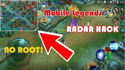 Mobile Legends Bang Bang MOD APK v1.3.36.349.2 Full Hack Radar Update Terbaru 2018