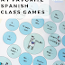 My Favorite Spanish Class Games