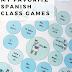 My Favorite Spanish Class Games