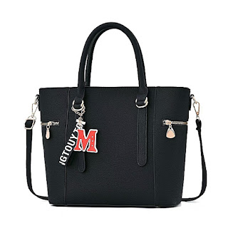 Fashion Handbag With Letter M Pendant Best Price