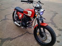 Kumpulan Modifikasi Motor Honda CB Unik, Klasik dan Keren,