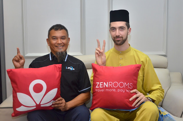 Zen Rooms Partnered With I Place Management To Expand Zen
