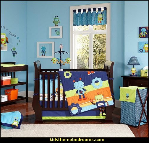 Maries Manor Baby Bedrooms: Maries Manor: Outer Space