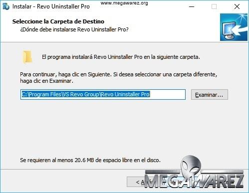 Revo Uninstaller Pro 3.1.9 imagenes