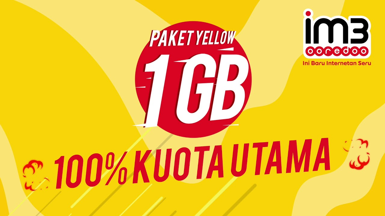 Cara Unreg Paket Yellow Indosat IM3 Ooredoo LANGSUNG Berhenti