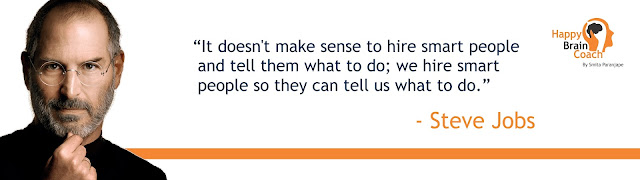 Steve Jobs on hiring people