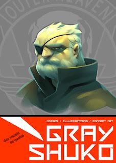 Gray Shuko