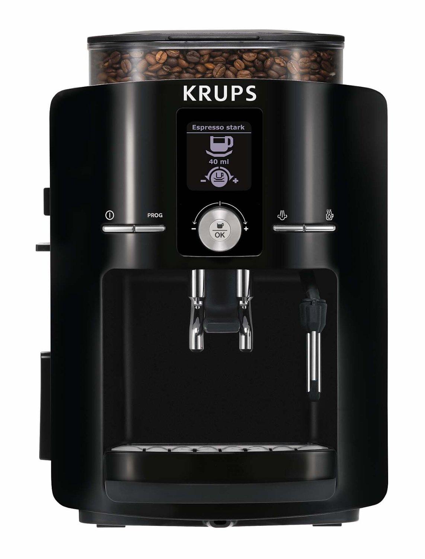 The Krups Espresso Machine | Home Espresso Machine