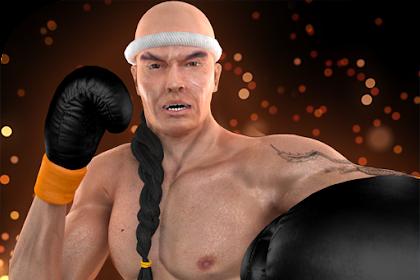 Muay Thai Fighting Clash v1.01 Mod Apk Unlimited Money