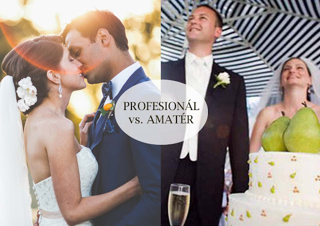 Rozdíl mezi profesionálním a amatérským fotografem bývá zřejmý na první pohled.