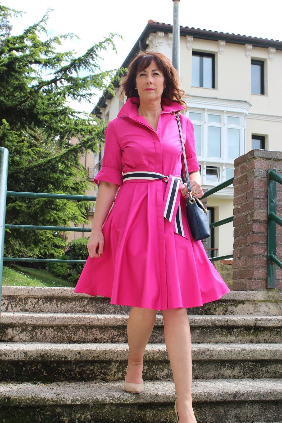 Br jula de estilo mis looks vestido cumplea os - Brujula de estilo ...