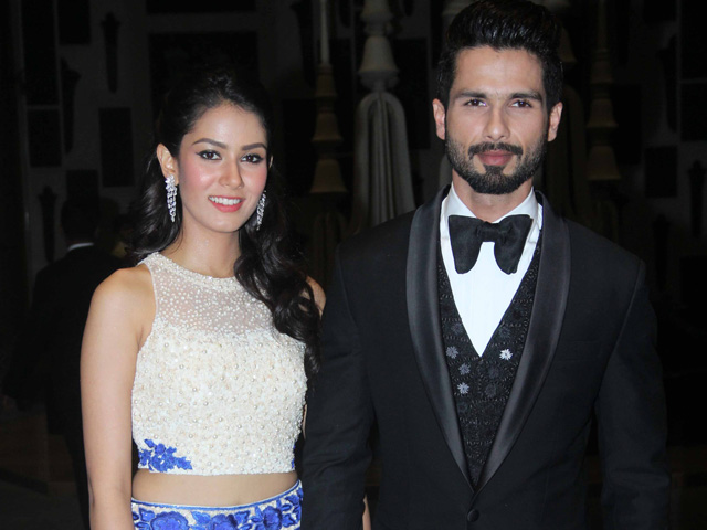 shahid kapoor, mira rajput daughter name news