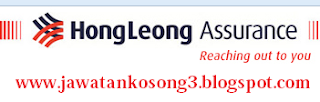 Kerja Kosong Terkini Hong Leong Assurance