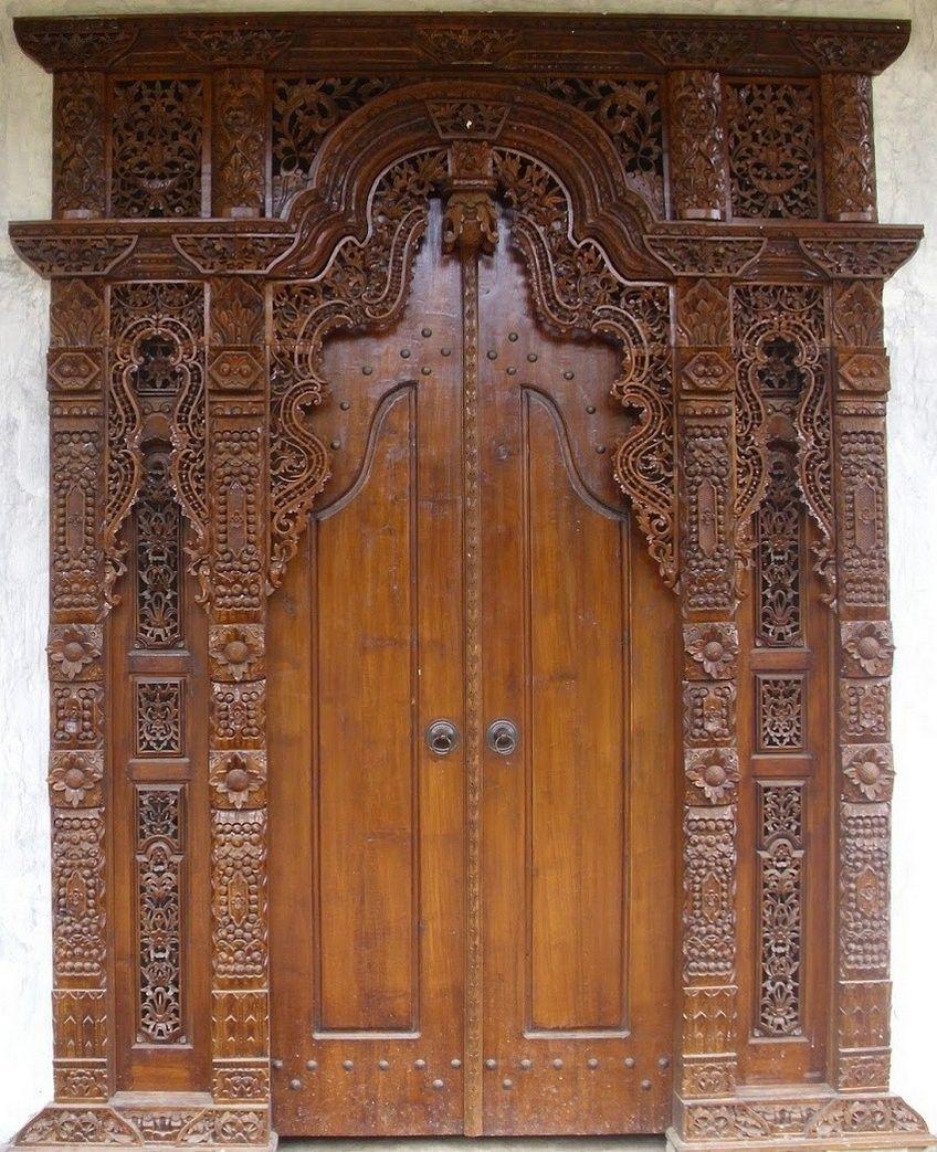 pintu kupu tarung jepara 3