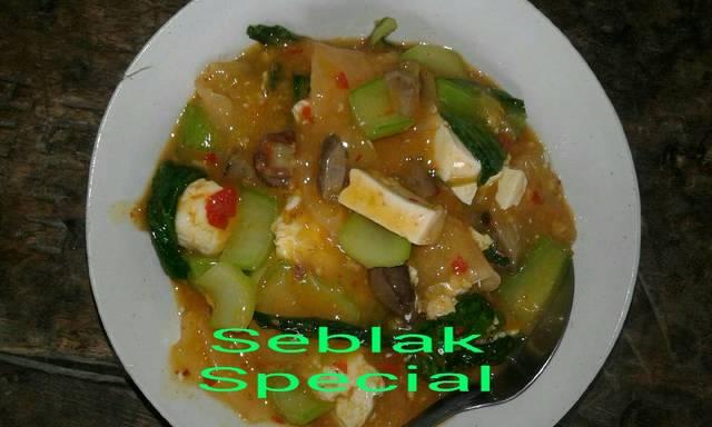 Resep seblak special ala rumah makan ciwidey