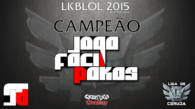 Liga do Coruja - Blog de Games e Humor:, streams, fotos, videos e League of Legends! LOL!: CAMPEÃO LKBL 2.o Temporada