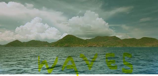 Makna Lagu Waves, Arti Lagu Waves, Terjemahan Lagu Waves, Lirik Lagu Waves, Lagu Waves
