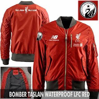 Jaket Bomber Liverpool Murah