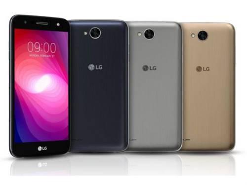 LG apresentará na MWC 2017 o celular X Power2, que tem uma de bateria de 4.500mAh