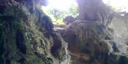 gua cigak di Kabupaten Dharmasraya Sumatera Barat