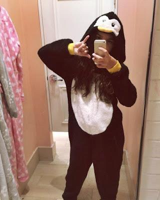 pijama de pinguino