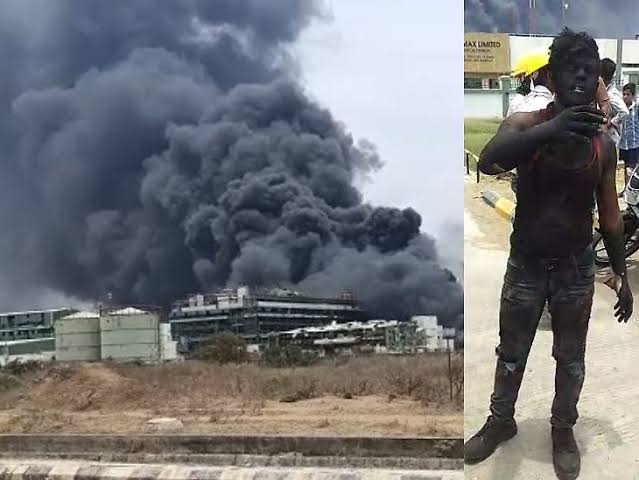 Gujarat: Explosion In Dowry Chemical Factory In Bharuch, 5 Killed, 32 Injured