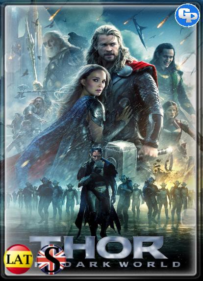Thor: El Mundo Oscuro (2013) FULL HD 1080P LATINO/INGLES