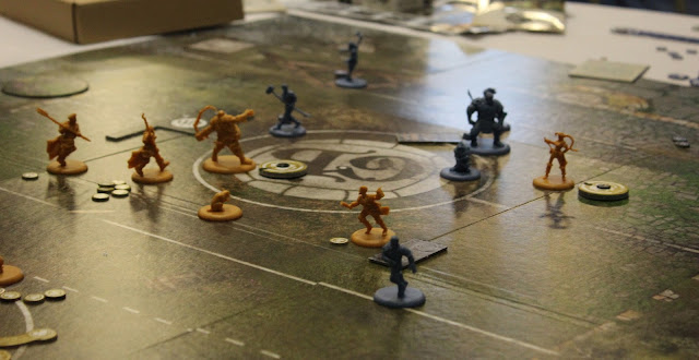 SteamCon 2016 - Kick Off in play