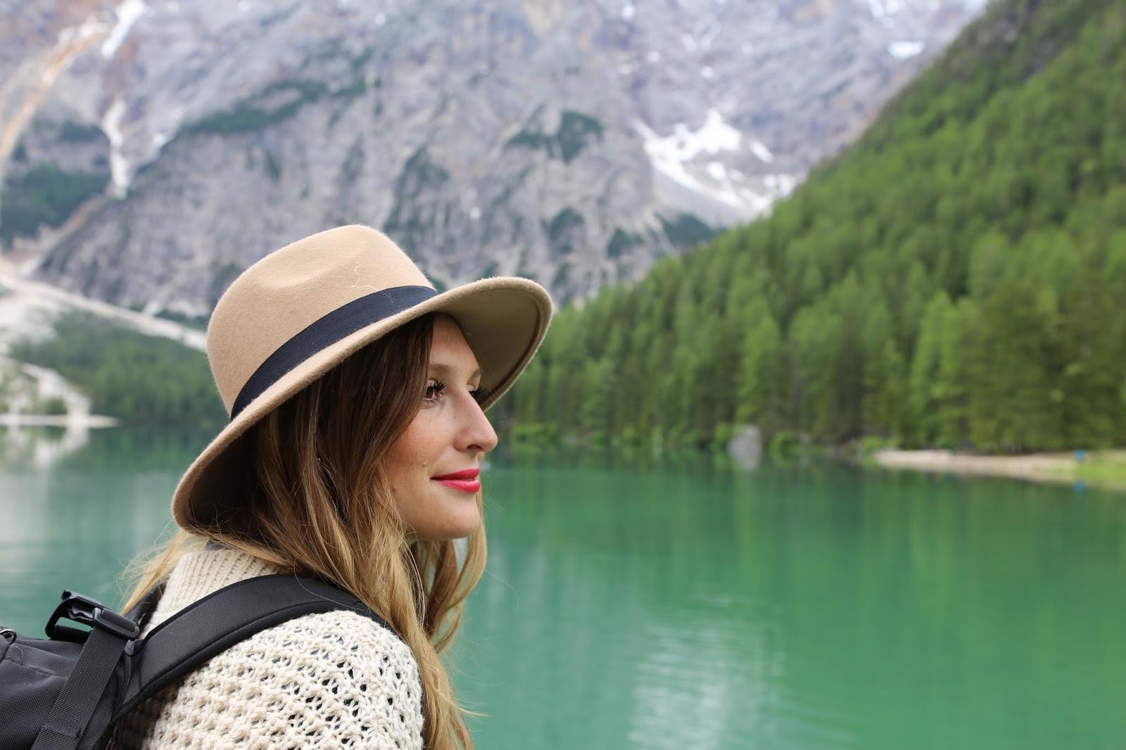Münchner Blogger - Frankfurt Blogger .- Fashionstylebyjohanna - Südtirol - Fedora Hut - Blogger - Austria - Outdoorblogger - Haglofs