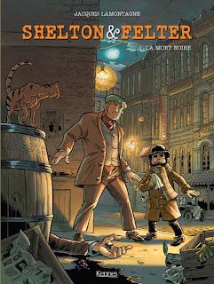 [7BD] Shelton & Felter tome1 - La mort Noire