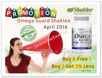 Omega Guard, Testimoni Omega, Produk SHAKLEE, Independent SHAKLEE Distributor, Pengedar Shaklee Kuantan, Info, Kongsi, Promosi,