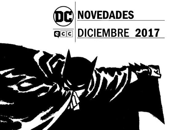 ECC Ediciones: Novedades de Diciembre 2017