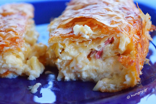 Ham & Cheese Pie