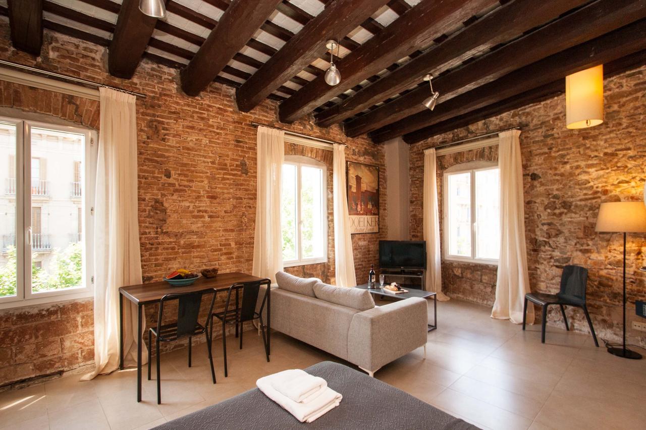 Un appartamento nella Città Vecchia a Barcellona