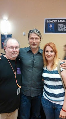 Hannibal's Mads Mikkelson at Horrhound Indy