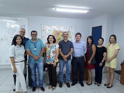 Parceria entre a CPRM e o Instituto Federal de Goiás está sendo firmada