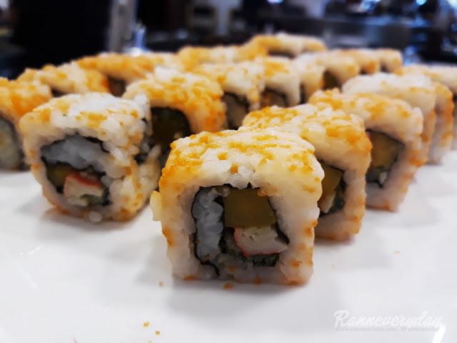 California Maki Rolls Shinzen Japanese Cuisine Malolos