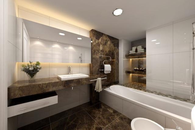 Spacious Bathrooms Decor 3