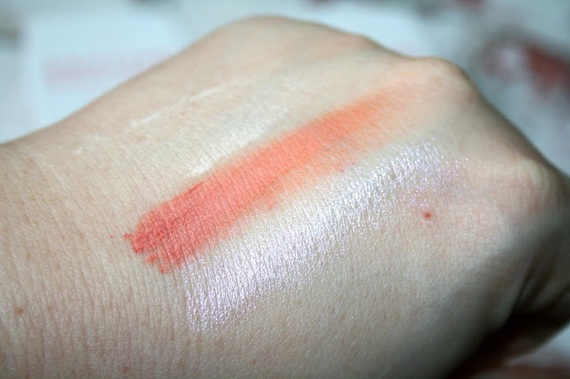 English Mineral Makeup Company Swatches