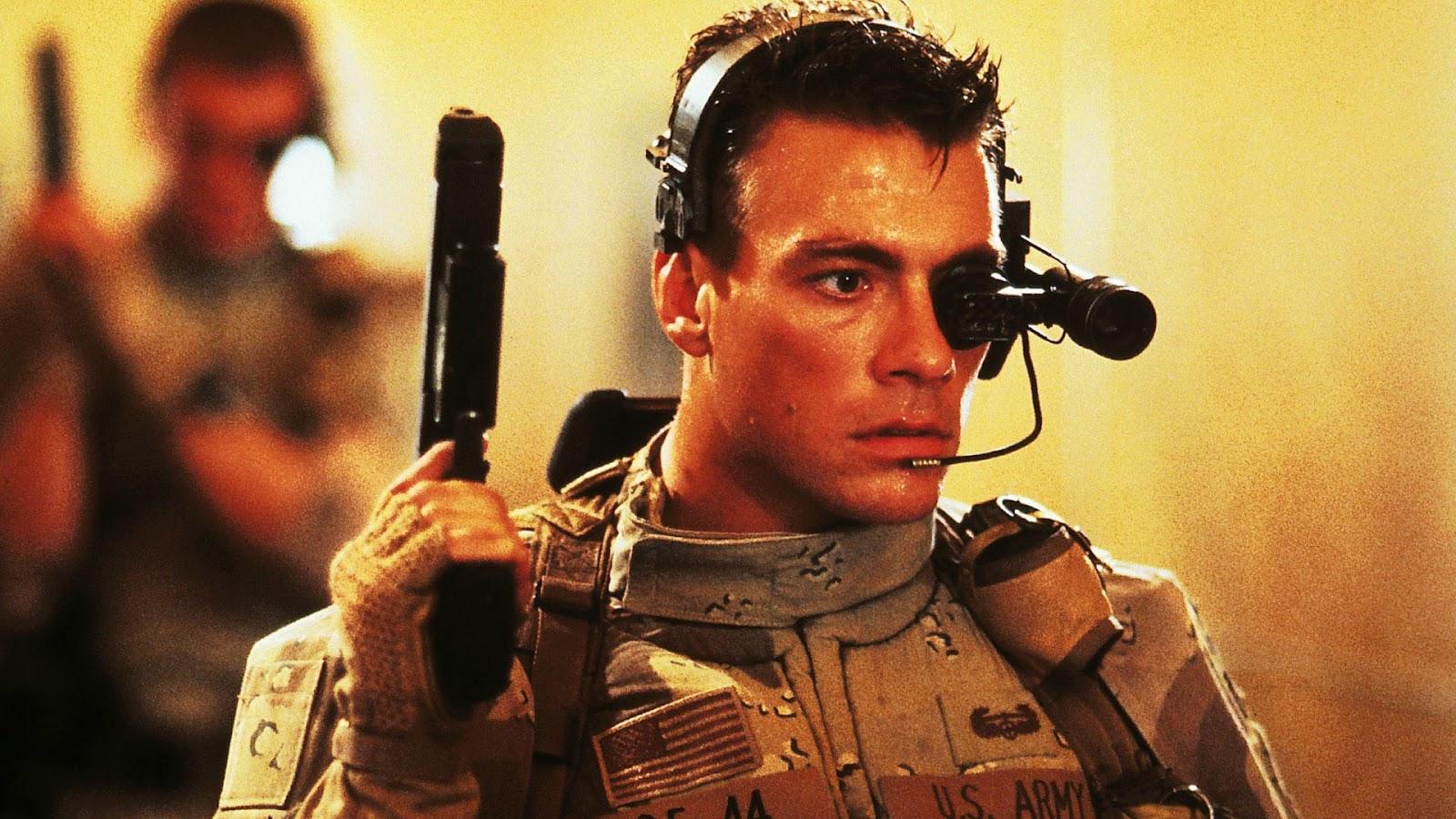 Pat Jackson's Podium: Universal Soldier (1992)