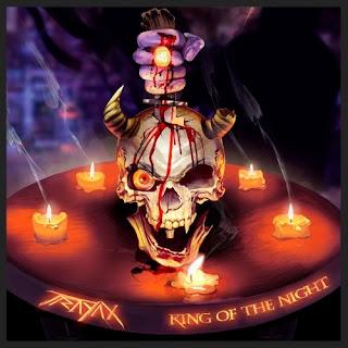 """Το βίντεο των Trayax για το """"King of the Night"""" από το ομότιτλο album"""