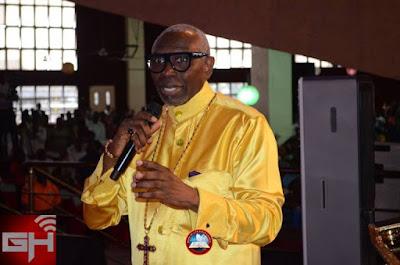 Joy In The Holy Ghost 2 ~ Pastor Ayo Oritsejafor