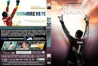 CARATULAKEYLOR NAVAS: HOMBRE DE FE - 2017