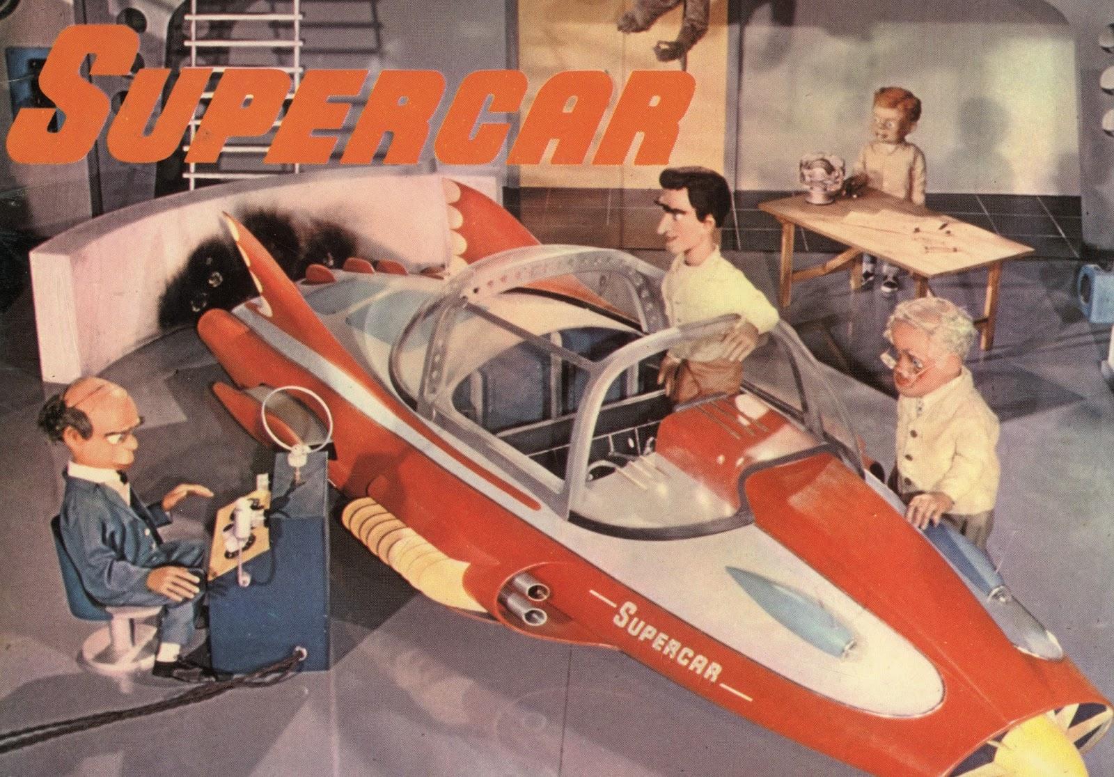 After You've Gone: Supercar